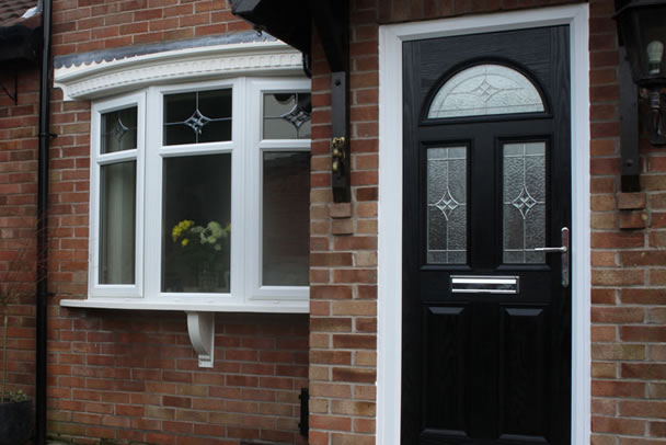 a link to our composite doors in East Grinstead
