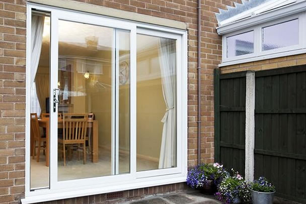liniar patio doors in Sussex