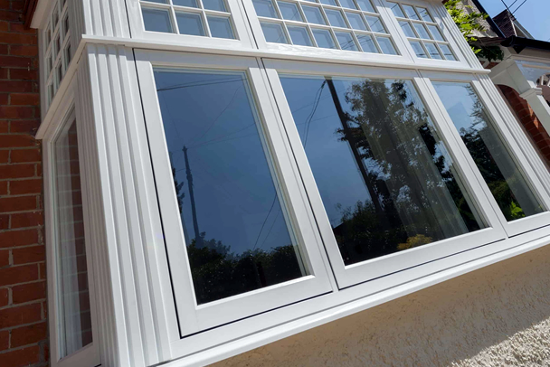 we install upvc bay windows in East Grinstead