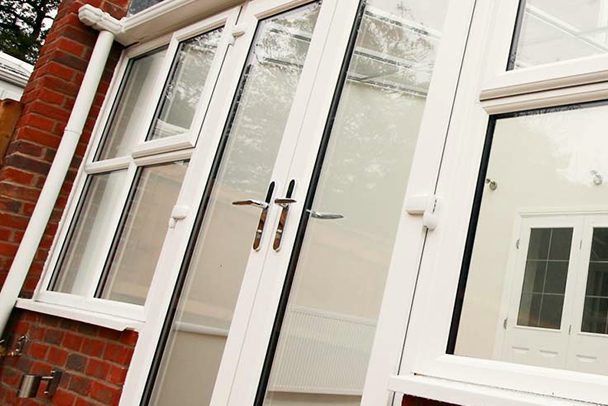 we install upvc French patio doors in East Grinstead