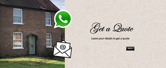 we now offer virtual window quotes so we don't even have to visit your property to give you an in principle price